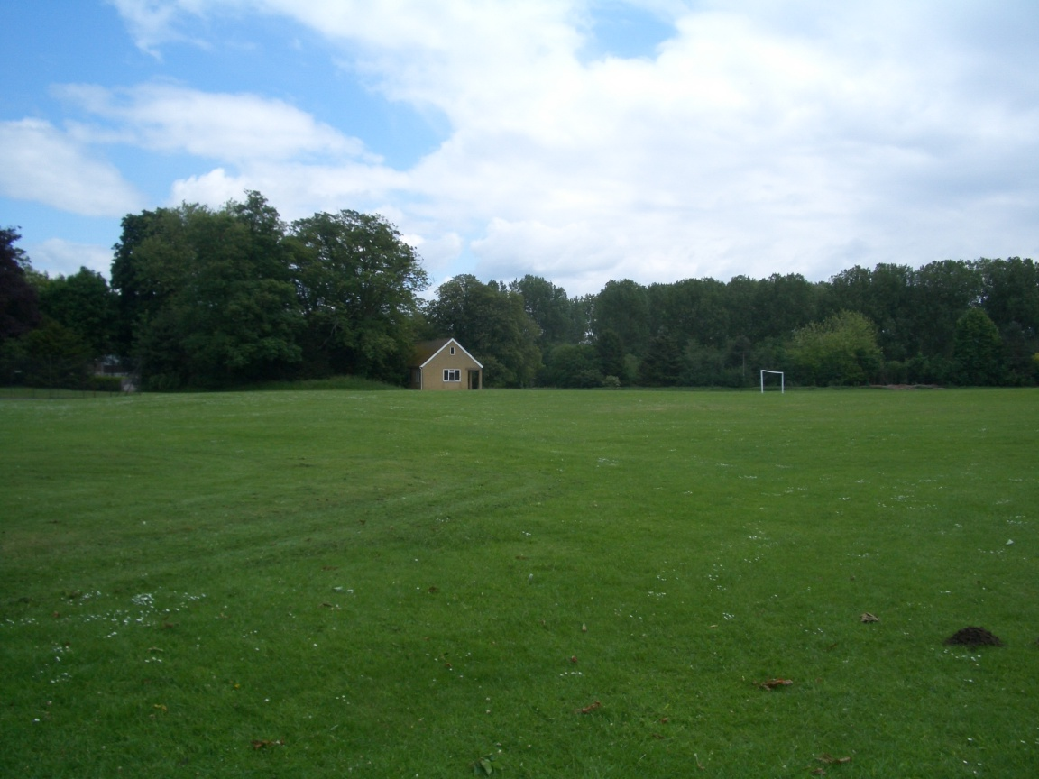 Carmel College: Fields
