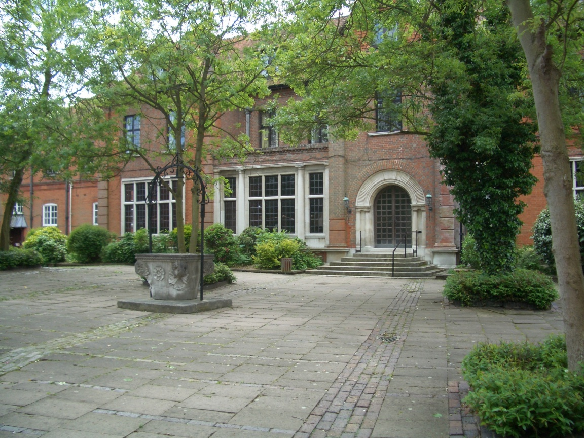 Carmel College: Library
