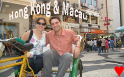 Honeymoon Part 1(Hong Kong & Macau)